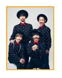 official髭男dism メンバー