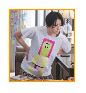 コンフィデンスマンJP 2話 Tシャツ