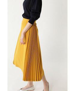 正義のセ 5話 衣装 スカート