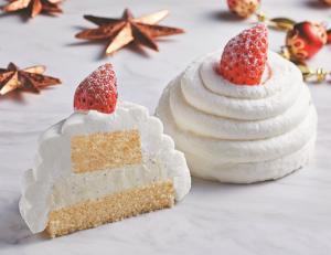 ローソン クリスマスケーキ 2018 スノーボンブ