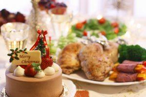 クリスマスケーキ 2018