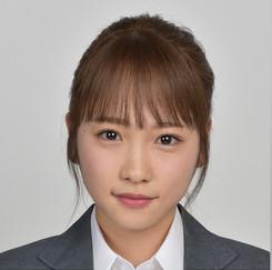 3年A組 川栄李奈